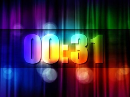 COLOR WAVE COUNTDOWN