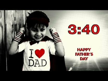 I HEART DAD COUNTDOWN