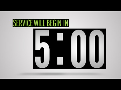 SWINGING RECTANGLES COUNTDOWN