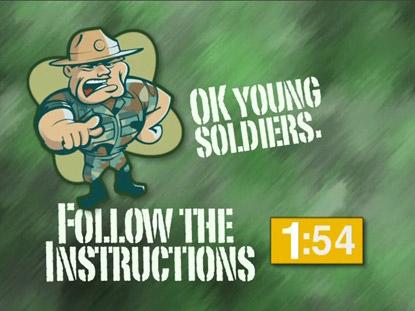 Follow The Instructions Countdown Kidzmatter Worshiphouse Media