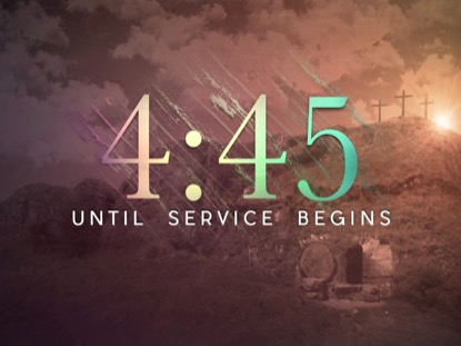 EASTER RISEN COUNTDOWN