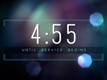 Church Countdowns For Christian Worship Services Worshiphouse Media Worshiphouse Media
