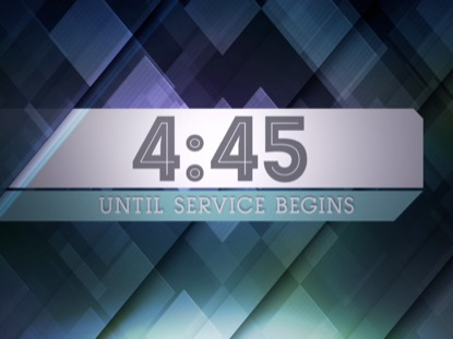 MERIDIAN COUNTDOWN