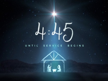 STARLIGHT NATIVITY COUNTDOWN