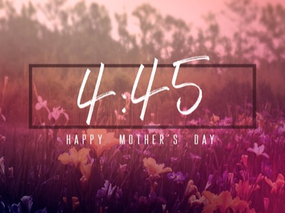 WILDFLOWER MOTHERS DAY COUNTDOWN