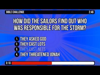 JONAH 1 EVERY MINUTE COUNTDOWNS