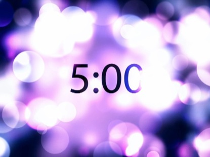 BRILLIANT BOKEH COUNTDOWN