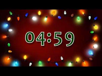 BUSY CHRISTMAS COUNTDOWN