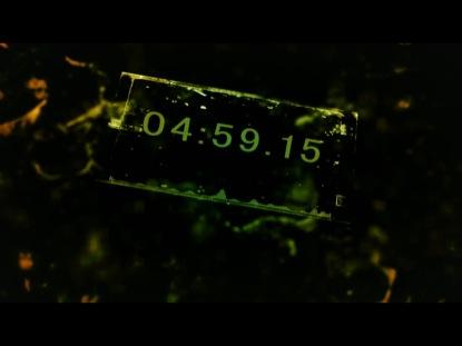 GREEN MICROGRUNGE COUNTDOWN