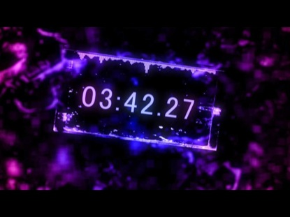 PURPLE MICRO GRUNGE COUNTDOWN