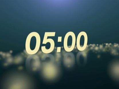 RISING UP COUNTDOWN