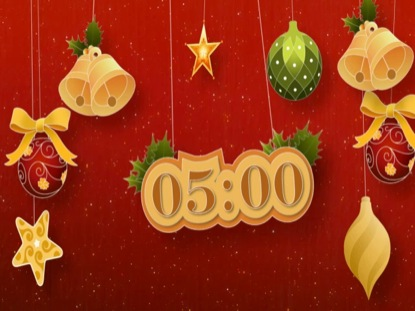 WISH YOU A MERRY COUNTDOWN