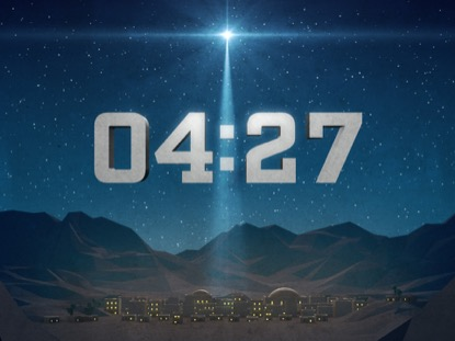 BETHLEHEM NIGHT COUNTDOWN