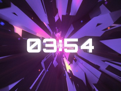 CHROMATIC DUBSTEP COUNTDOWN