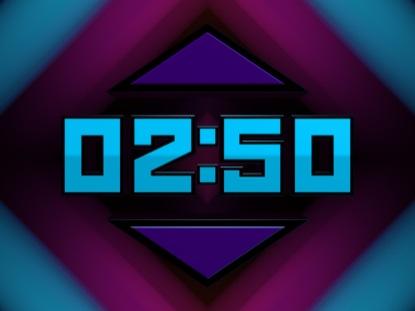 MIRRORED TECHNO PARTY COUNTDOWN