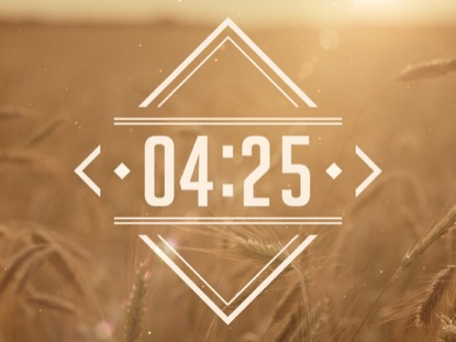 SUMMER WHEAT COUNTDOWN