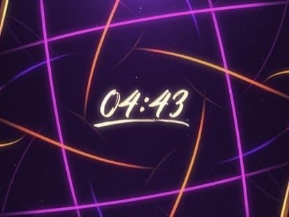 WOVEN COUNTDOWN