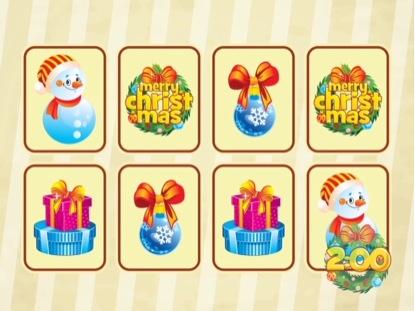 CHRISTMAS MATCHING COUNTDOWN