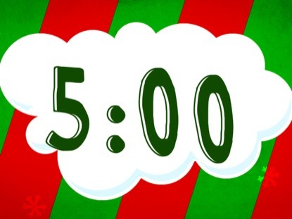 FLUFFY CHRISTMAS COUNTDOWN