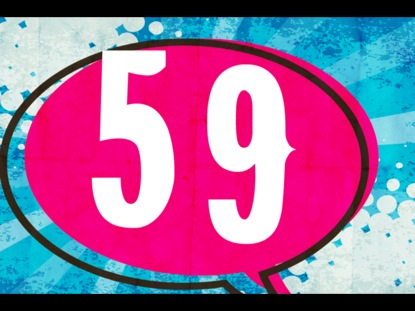 SPEECH BUBBLE 60 SECOND GAME COUNTDOWN