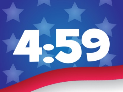 STARS AND STRIPES TRIVIA COUNTDOWN