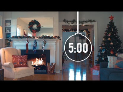 HOME FOR CHRISTMAS COUNTDOWN