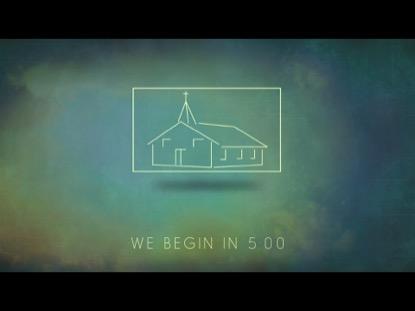 BACK TO CHURCH COUNTDOWN