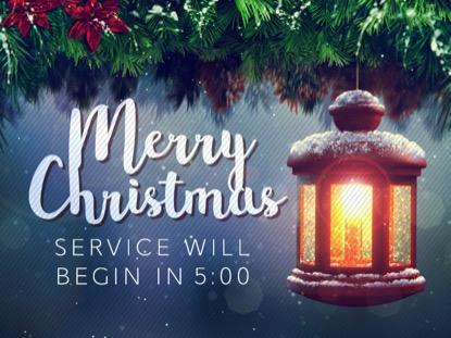 CHRISTMAS CAROL COUNTDOWN