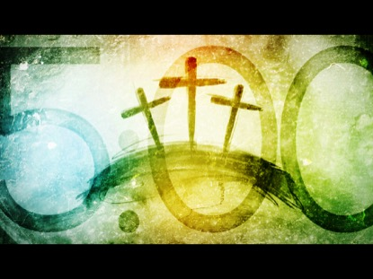 COLORFUL CROSSES COUNTDOWN