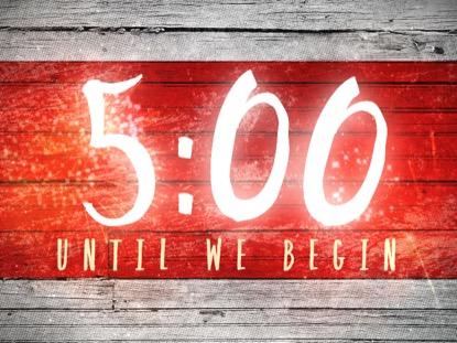 FESTIVE 4TH COUNTDOWN
