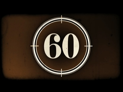 FILM COUNTDOWN CLOCK 60 SECONDS