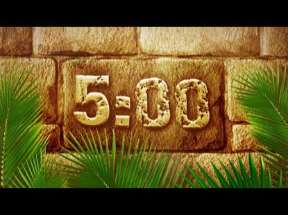 JERUSALEM PALMS COUNTDOWN