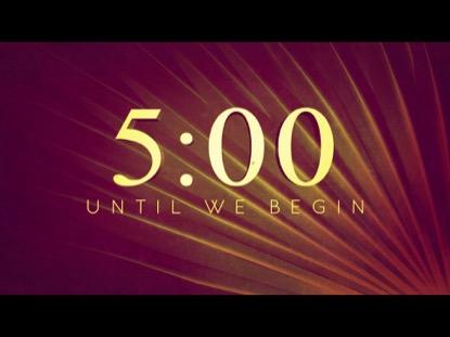 RADIANT PALMS COUNTDOWN