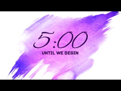 PAINTED PASSION COUNTDOWN