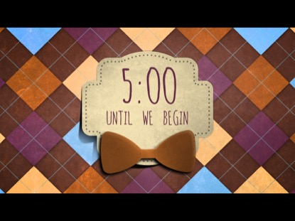 PLAID DAD COUNTDOWN