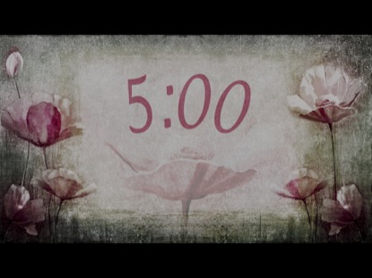 SPRING PAINTING COUNTDOWN