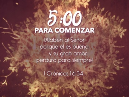 THANKSGIVING GRATITUDE SCRIPTURE COUNTDOWN - SPANISH