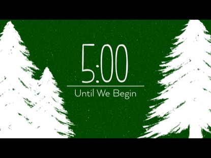 WINTER SPRUCE COUNTDOWN