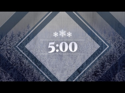 WINTER TRAILS COUNTDOWN