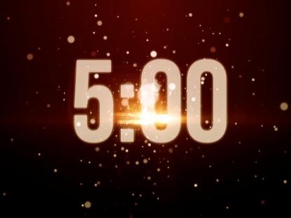 CARMINE COUNTDOWN