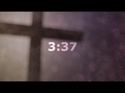 ABSTRACT CROSS COUNTDOWN