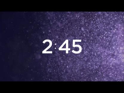 GLITCH PARTICLES COUNTDOWN