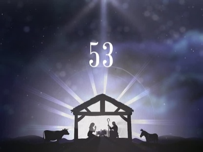 GLORIOUS CHRISTMAS COUNTDOWN