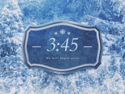 FROST COUNTDOWN
