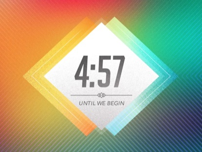 MULTICOLOR COUNTDOWN