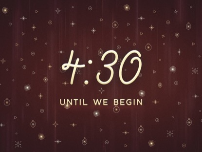 TWINKLING CHRISTMAS COUNTDOWN