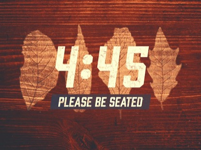 WOOD LEAVES COUNTDOWN