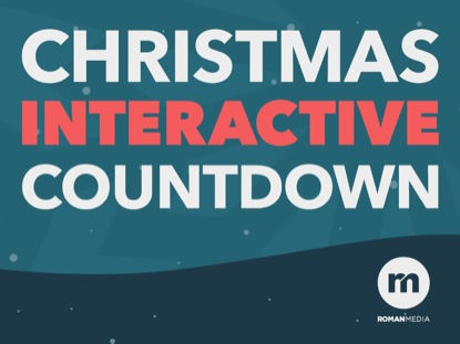 CHRISTMAS INTERACTIVE COUNTDOWN