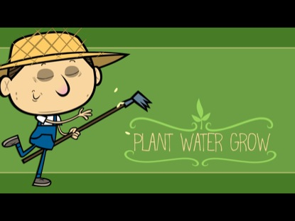 PLANT WATER GROW