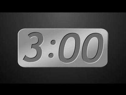 INTERACTIVE COUNTDOWN 3MIN